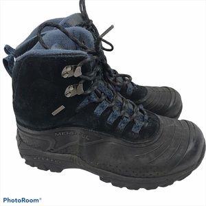 Merrell Men's Black Icerig Clip Shell Boots
